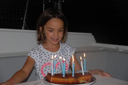 8 ans..